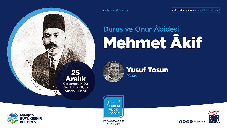 """""""Duruş ve Onur Abidesi Mehmet Akif"""""""