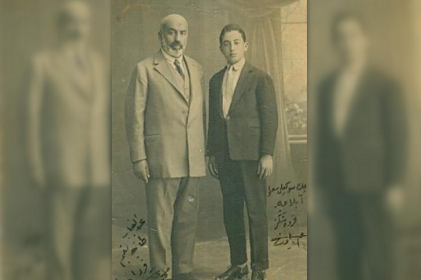 Akif'in oğlu Emin Ersoy'un hazin ölümü!..  Yusuf Tosun Independent Türkçe için yazdı